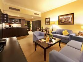 Al Manzel Hotel Apartments, căn hộ ở Abu Dhabi