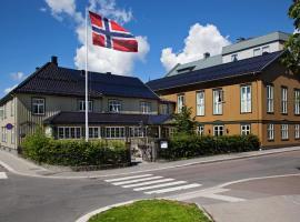Hotel Kong Carl, hotell i Sandefjord