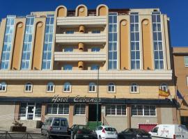 Hotel Cabañas, hotel in Puertollano