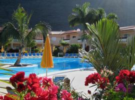 Apartamentos Jardín del Conde, apartamento en Valle Gran Rey