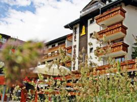Hotel Marmotte, hotel in Saas-Fee