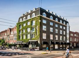The Alfred Hotel, hotel in Amsterdam