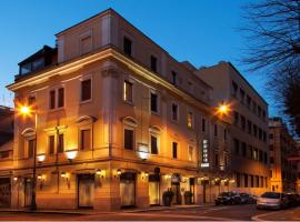 Hotel Piemonte, hotel in Central Station, Rome