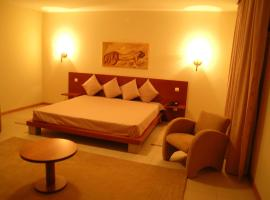 Hotel Pombeira, hotel en Guarda