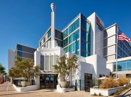 Hilton Garden Inn San Diego Downtown/Bayside, CA, hotel near San Diego International Airport - SAN, San Diego
