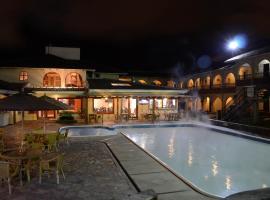 Hosteria Duran, hotel in Cuenca