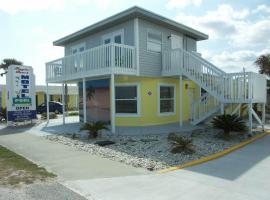 Flagler Beach Motel and Vacation Rentals, motel in Flagler Beach