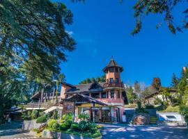 Hotel Recanto da Serra, accessible hotel in Gramado