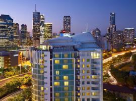 The Point Brisbane Hotel, hotelli Brisbanessa