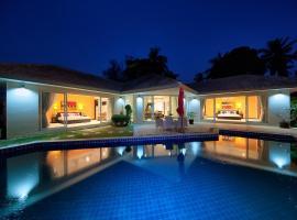 Lipa Talay Neung - 3 Bedroom Beach Side Villa, отель в Липа-Ное