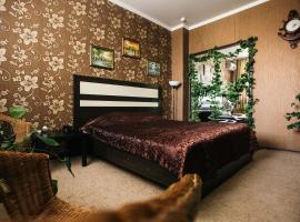 Hotel Avrora, отель в Нефтекамске