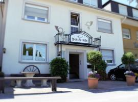 Hotel Postkutsche, hotel near shoping and pedestrian area, Dortmund