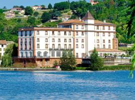 Hôtel & Spa Le Moulin de Moissac, hôtel à Moissac