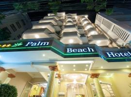 Palm Beach Hotel, отель в Нячанге