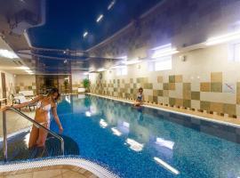 Hotel Rocca al Mare, hotell sihtkohas Tallinn huviväärsuse Saku Suurhall lähedal