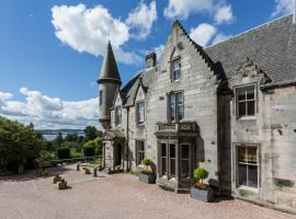 Taypark Estate, country house in Dundee