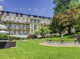 Hotel am Sophienpark, Hotel in Baden-Baden