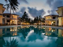 Bahari Dhow Beach Villas, hotel in Diani Beach
