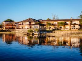 Wineport Lodge, hotel in Glasson