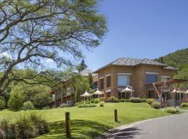 Altos de Belgrano Hotel Cabañas Golf y Spa, hotel in Villa General Belgrano