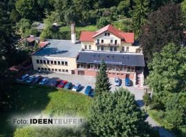 Hotel - Restaurant Sophienaue, hotel in Eisenach