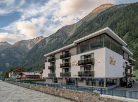 Regina's Alp deluxe, Ferienwohnung mit Hotelservice in Sölden