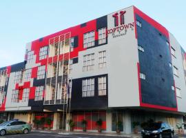 KopTown Hotel Segamat, hotel di Segamat
