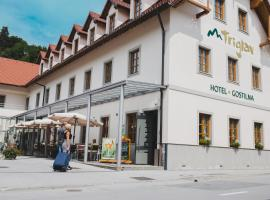 Hotel and guest house Triglav Dobrna, hotel v mestu Dobrna