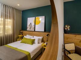 מלון ווייט האוס כיכר דיזנגוף, מלון בתל אביב