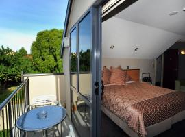 Athena Motel, motel in Christchurch