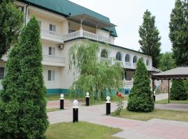 Hotel President, отель в Махачкале