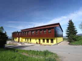 Penzion PANORAMA Janovičky, guest house in Broumov