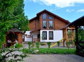 Park Hadzhoh, guest house in Kamennomostskiy