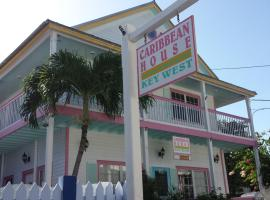 Caribbean House, No Resort Fees, guest house in Key West