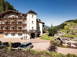 Hotel Continental, отель в Сельва-ди-Валь-Гардена
