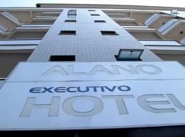 Alano Executivo Hotel, hotel perto de Shopping Praia de Belas, Cachoeirinha