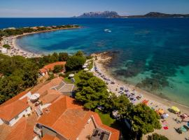 The Pelican Beach Resort & SPA - Adults Only, hotel a Olbia