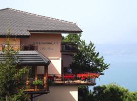 Albergo Alle Fasse, hotell i Brenzone sul Garda