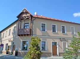 Hotel U Kvapilů, hotel v destinaci Mnichovo Hradiště