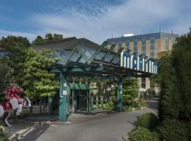Maritim Hotel Stuttgart, hotel with pools in Stuttgart