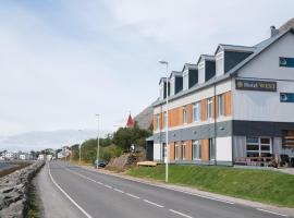 Hotel West, hótel á Patreksfirði