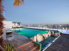 Hilton Garden Inn Lecce, отель в Лечче