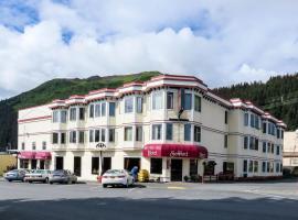 ホテル スワード、スワードのホテル