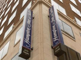 Hampton Inn & Suites Dallas Downtown, отель в Далласе