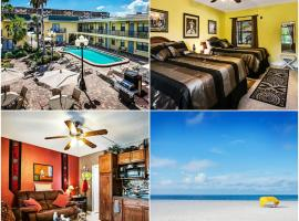 Royal Orleans Resort Unit #107, apartment in St. Pete Beach