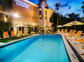 Ocean Beach Club, hotel in Fort Lauderdale