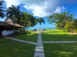 Amitie Chalets Praslin, cabin in Grand Anse