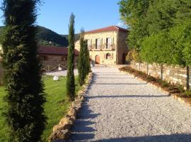 Casale il Saùco, villa in Santa Maria di Castellabate