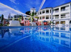 The Manor Hotel、キガリのホテル
