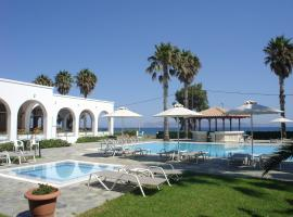 Andromeda Hotel Apartments, budget hotel in Kos Town